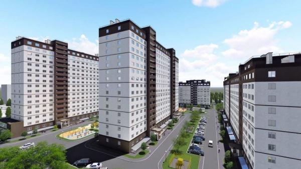 Жилой комплекс ЖК Сити Парк, фото номер 5